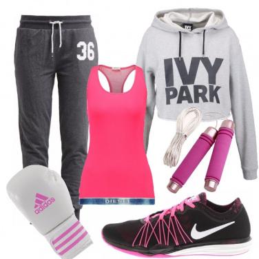 Outfit Riscaldamento