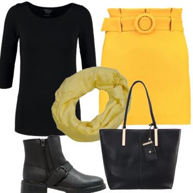 Outfit Un sorso di sole