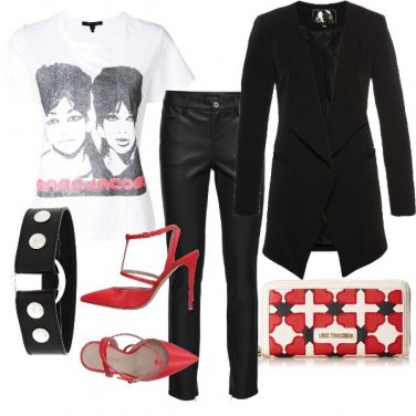 Outfit Rock #2393