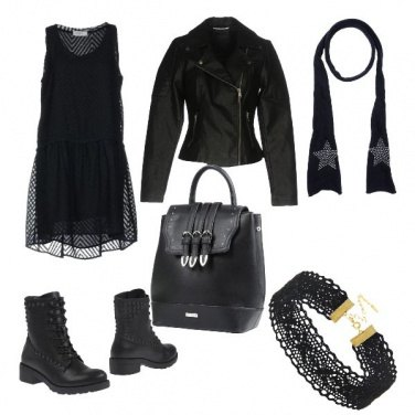 Outfit Rock #2394
