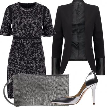 Outfit Il nero e l\'argento