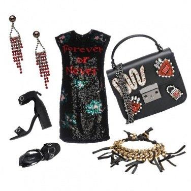 Outfit Serata Rock Yoox