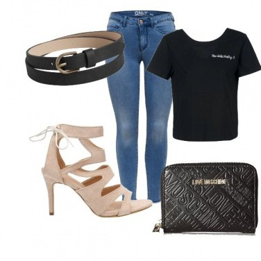 Outfit Basic #12110