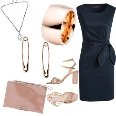 Outfit Chic, serata super chic