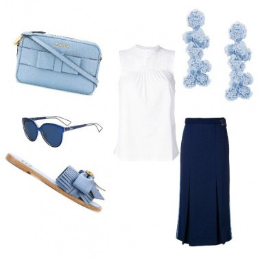 Outfit Look farmacista