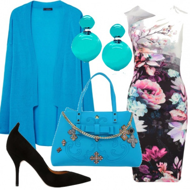 Outfit Fiori in ottobre
