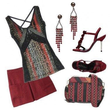 Outfit Apericena in città d'estate