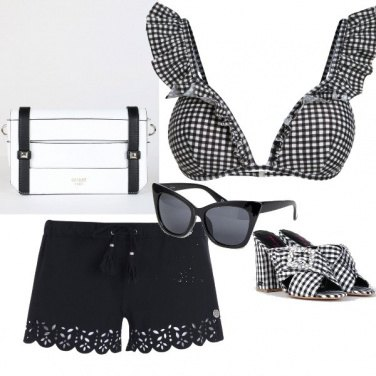 Outfit Quadrettomania