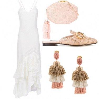 Outfit Matrimonio in riva al mare