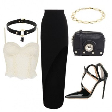 Outfit Sexy #2400