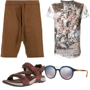 Outfit Casual #3768