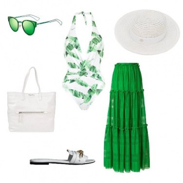 Outfit Bagno su isola