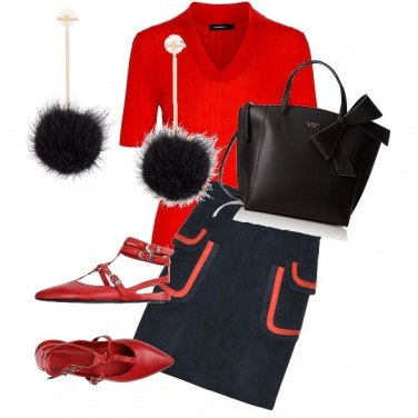 Outfit Bon Ton #8402