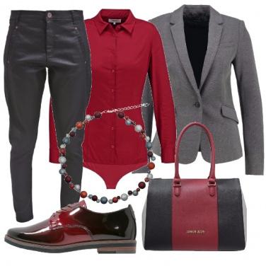 Outfit Stile maschile rivisitato