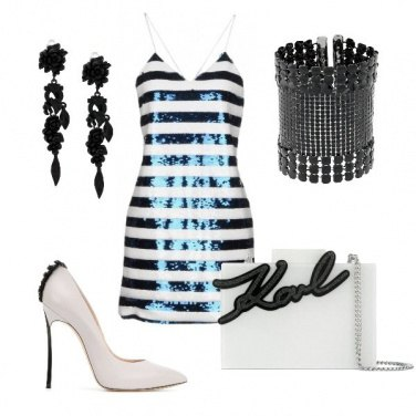 Outfit Sexy #2402