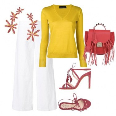 Outfit Visita informale