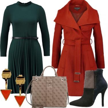Outfit Tendenza plissè