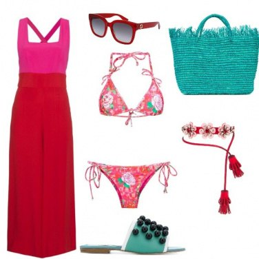 Outfit Romantico