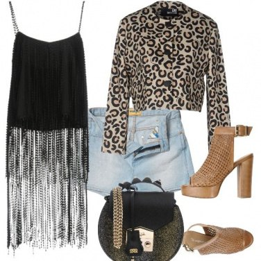 Outfit Rock #2408