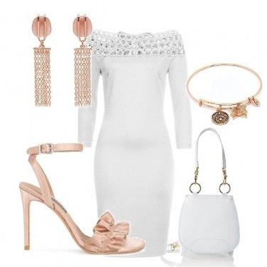 Outfit Matrimonio amica del cuore