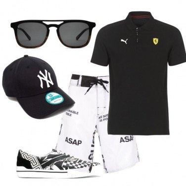 Outfit Scuderia Ferrari