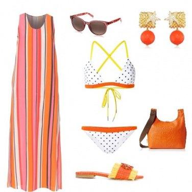Outfit Stella marina beachwear
