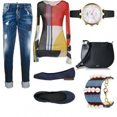 Outfit Urban, di città, di corsa con stile