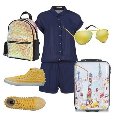 Outfit The Big Apple