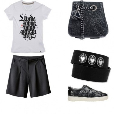 Outfit Rock #2414