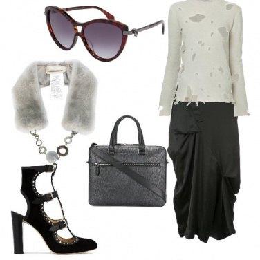 Outfit Mixando stili
