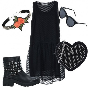 Outfit Sweet rock