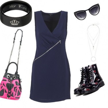 Outfit Rock #2416
