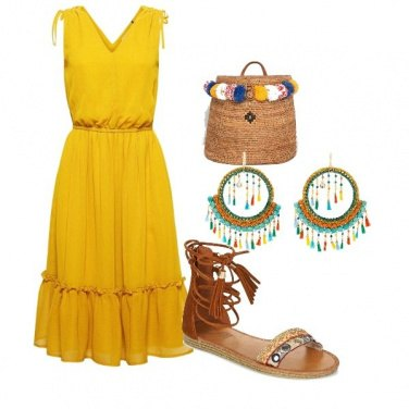 Outfit Trendy semplice