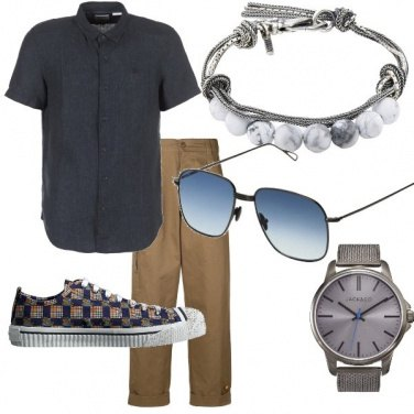 Outfit Casual & classic