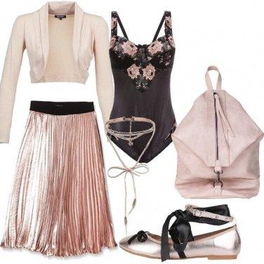 Outfit Ispirato al mondo della danza classica