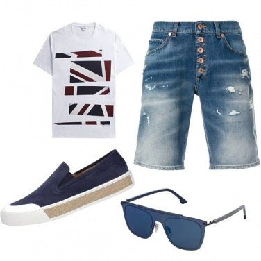 Outfit Casual #3778