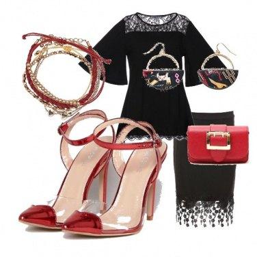 Outfit Tacchi irresistibili !'