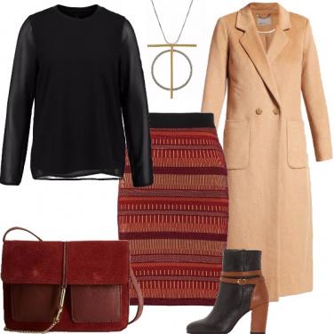 Outfit Passeggiate autunnali