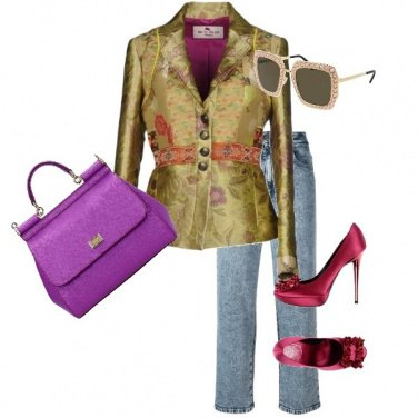 Outfit Luxury jeans