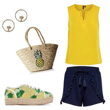 Outfit Exotic Summer