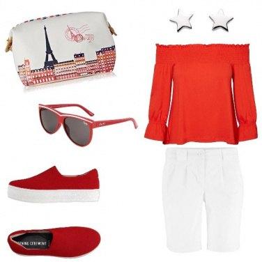 Outfit Estate a Parigi