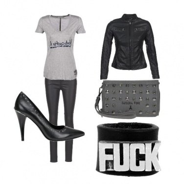 Outfit Rock #2422