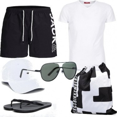 Outfit Casual #3782