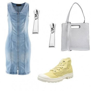 Outfit CMPS Hot in the city
