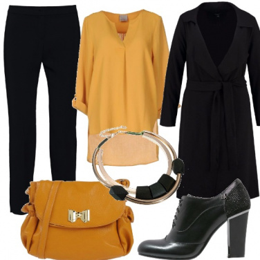 Outfit Ocra