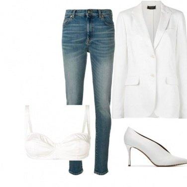 Outfit Serata intima