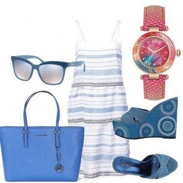 Outfit La zeppa...un must have