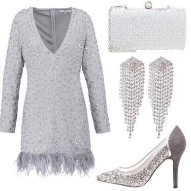 Outfit Bellissima e scintillante