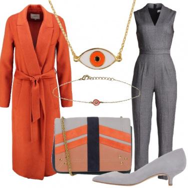 Outfit Indossiamo il cappotto