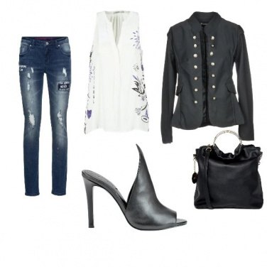 Outfit Rock #2438